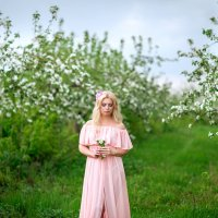 весна :: Наталья Романова