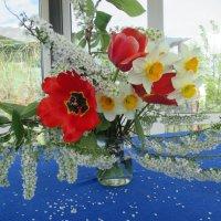 Весенний букет. :: Valentina