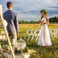 Профессиональный фотограф на свадьбу :: дмитрий мякин