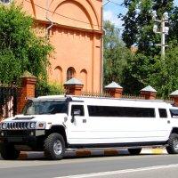 Лимузин Hummer :: Андрей Снегерёв