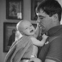 Крещение Ильюши :: Viktoria Lashuk