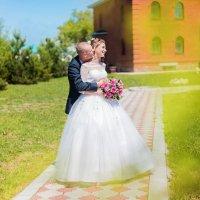 Летняя  свадьба :: Екатерина Тырышкина