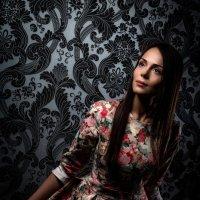 Женечка Родионова НТВ в студии ФОТОВСЕМ :: Фотограф Андрей Журавлев