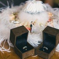Обручальные кольца :: Ксения Емельченко