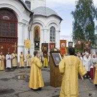 Возвращение в храм. :: Андрей Синицын