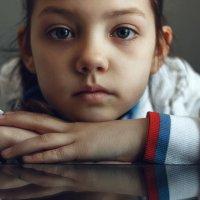 Портрет, свет от окна :: Алина Репко
