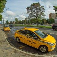 Такси :: Игорь Герман
