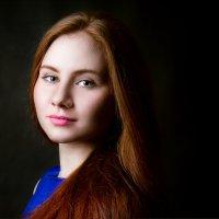 Портрет девушки :: Сергей Бутусов