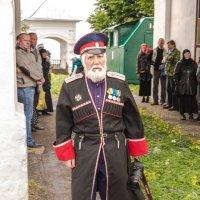 Казак-фотограф. :: Виктор Евстратов