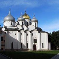 Софийский собор в Великом Новгороде :: Ирина Румянцева
