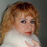 Дама в шубке :: rw6fh Григорьев Анатолий Михайлович