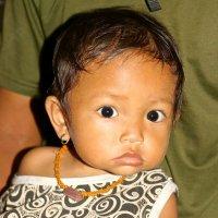 Малыши Бирмы. :: Лариса Борисова