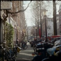 Амстердамская улица :: Владислав Каверзнев