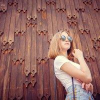Какое небо голубое... :: Аннета /Анна/ Шу