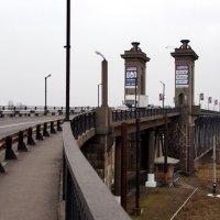 Мост в тумане :: Дарья Фисун