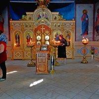 В часовне Святого Николая :: Владимир
