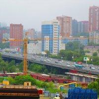 Владивосток в туманной дымке. :: Татьяна ❧