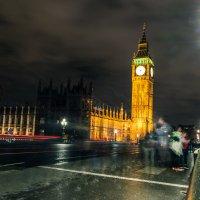 Призраки в Лондоне :: Славомир Вилнис