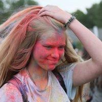 фестиваль красок :: ОЛЕГ Корроль