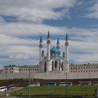 Казанский кремль :: Мария Букина