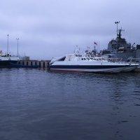 Владивосток. Бухта Золотого Рога. :: Татьяна ❧