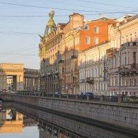Утро в Санкт-Петербурге :: Марат Рысбеков