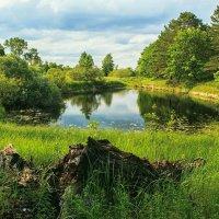 Колдовское озеро :: Ирина Приходько