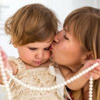 Мама и дочка :: Elena Moskina