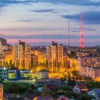 Телевизионная башня в Белгороде :: Игорь Сарапулов