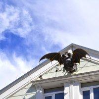 Крыша с драконом :: Наталья И