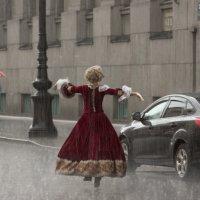 Полька под дождём... :: Марина Павлова
