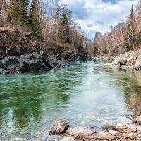 Девичьи плесы на реке Кумир. :: Галина Шепелева