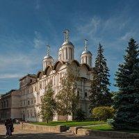 Московский Кремль :: Надежда Лаптева