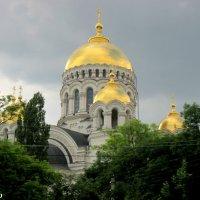 Новочеркасск. Купола собора :: Нина Бутко