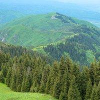 горы и холмы :: Горный турист Иван Иванов