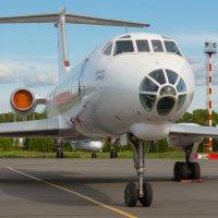 Ту-134А-3 СИРИУС-АЭРО :: Роман Царев