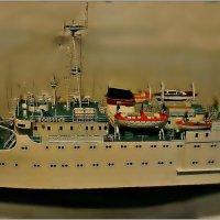 """Научно-промысловое судно """"Одиссей"""" :: Кай-8 (Ярослав) Забелин"""