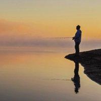 На утренней зорьке... :: Альмира Юсупова