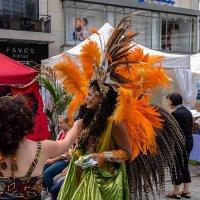 На фестивале латиноамереканских танцев :: Witalij Loewin