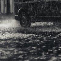 Дождь :: Pallor _