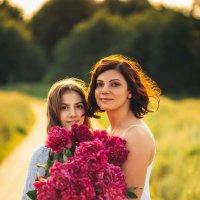 Ульяна и Светлана :: Татьяна Шаламанова
