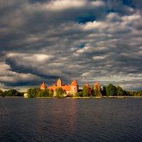 Замок в Тракай :: Игорь Ринкевич