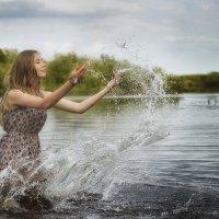 """""""Повелительница воды"""" :: sergey PSV"""