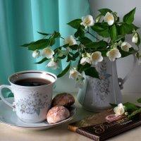 Чай с ароматом жасмина :: Татьяна Смоляниченко