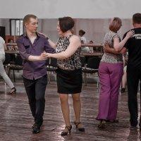 Урок танцев. :: Lidiya Gaskarova