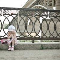 Моя грустная дочь :: Яна Спирина
