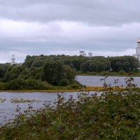 Вид на Юрьев монастырь :: Наталья Левина