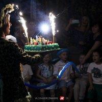 Торт затмевающий собой всё!!! :: Андрей Березин