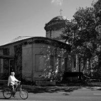 ... Temporarily abandoned and forgotten :: Александр Липецкий