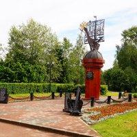 Памятник мореходам :: Ирина Шурлапова